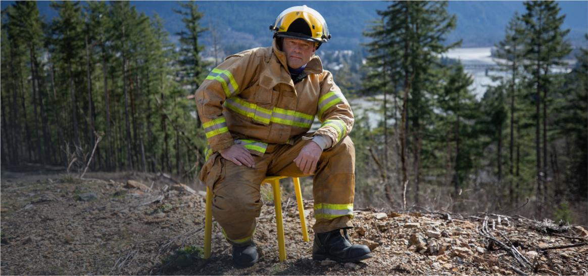 FireSmart Firefighter Video